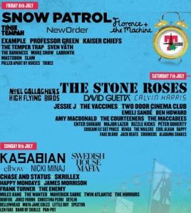 Festival Season (Part 1)